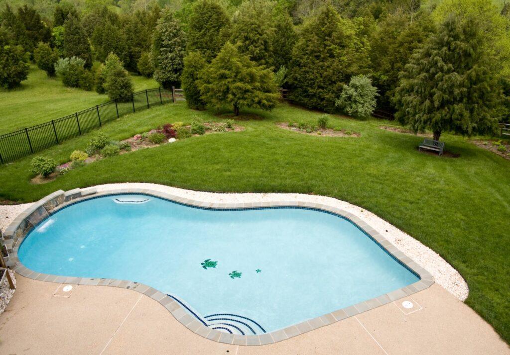 a nice clean pool